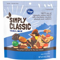 Kroger Simply Classic Trail Mix