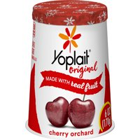 Yoplait Original Yogurt, Cherry, Gluten Free 6 oz