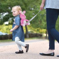 On the Goldbug 2-in-1 Safety Security Harness Buddy, Bunny