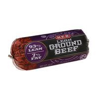 H-E-B 93/7 Lean Ground Beef