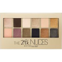 The 24 K Nudes 120 Eyeshadow Palette