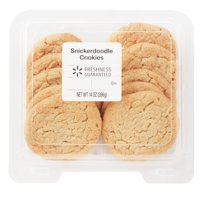 Freshness Guaranteed Snickerdoodle Cookies, 14 oz, 10 Count