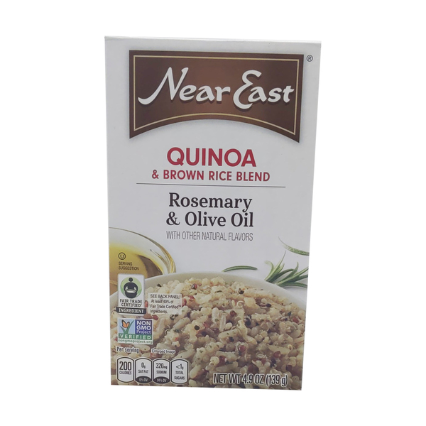 Near east Rosemary And Olive Oil Quinoa Blend, 4.9 oz