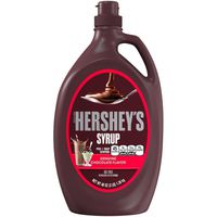 Hershey's Syrup Genuine Chocolate Flavor