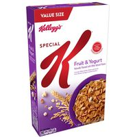 Kellogg's Special K Breakfast Cereal Fruit and Yogurt