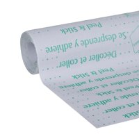 Duck Peel & Stick 12 In. x 36 Ft. Adhesive Laminate Shelf Liner, Clear