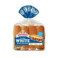 Brownberry White Hot Dog Rolls - 8ct/14oz
