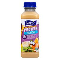 Naked No Sugar Added Protein Juice Smoothie