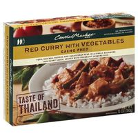 H-e-b Central Market Red Curry With Vegetables