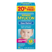 Infants' Mylicon Gas Relief Drops 120 Doses Original