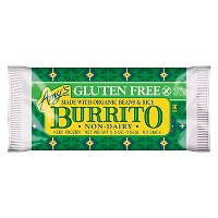 Amy's Gluten and Dairy Free Bean & Rice Frozen Burrito - 5.5oz