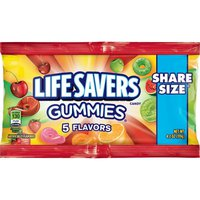 LifeSavers Flavors Gummies Share Size