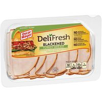 Oscar Mayer Deli Fresh Bold Blackened Turkey Breast