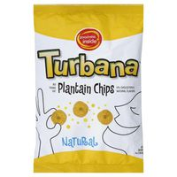 Turbana Natural Plantain Chips