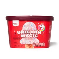 Unicorn Magic Ice Cream - 48oz - Market Pantry™