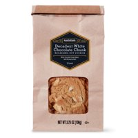 Marketside Decadent White Chocolate Chunk Macadamia Nut Cookies, 3.75 oz, 3 Count