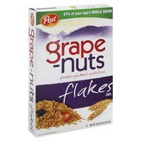 Grape-Nuts Flakes Cereal
