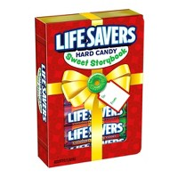 LifeSavers Hard Candy Holiday Sweet Story Book - 6.8oz