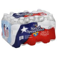 Hill Country Fare Natural Spring Water