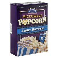 Hill Country Fare Light Butter Microwave Popcorn