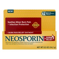 Neosporin Dual-Action Ointment