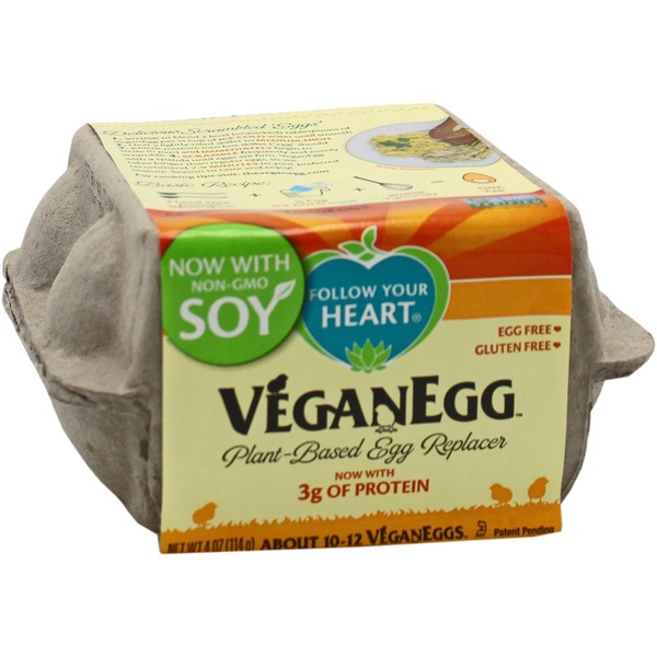 Follow Your Heart Egg Replacer, Plant-Based