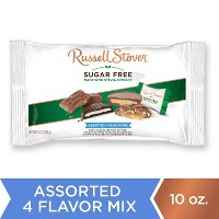 Russell Stover Assorted Chocolate Variety Bag - 10oz