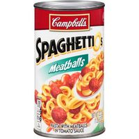Campbell's® Canned Pasta, Meatballs