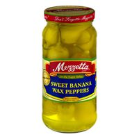 Mezzetta Pickles, Sweet Banana Peppers, Mild
