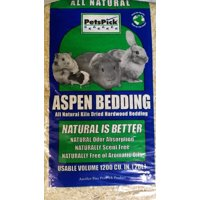 American Wood 20l Pet's Pick Aspen