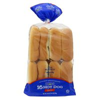 Hill Country Fare Hot Dog Buns