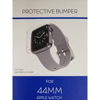 Apple Watch 44mm Clear Protective Bumper