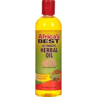 Africa's Best Ultimate Herbal Oil - 12 fl oz
