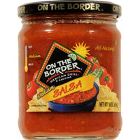 On The Border Salsa Medium