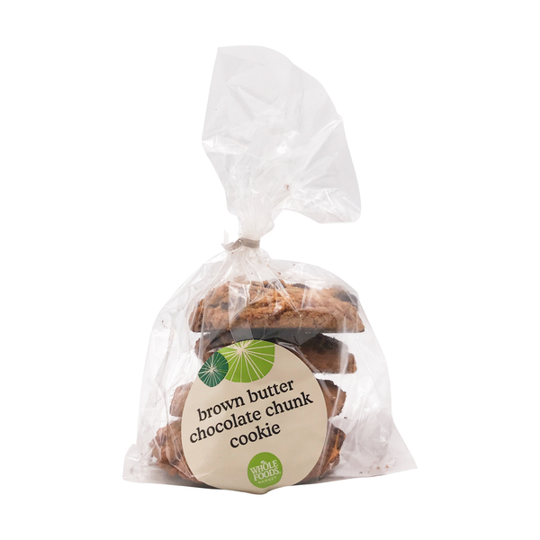 Brown Butter Chocolate Chunk Cookie 4 Count, 12 oz