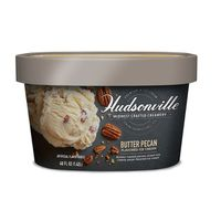 Hudsonville Ice Cream, Butter Pecan Flavored