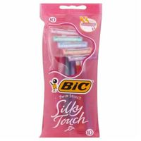BiC Shavers, Silky Touch, 10 Pack