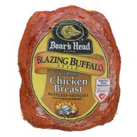 Boar's Head Blazing Buffalo Style Roasted Chicken Breast