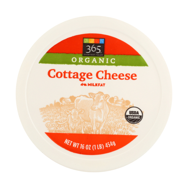 365 everyday value® Cottage Cheese, 16 oz