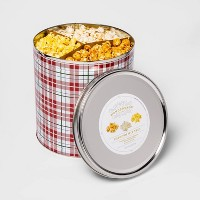 Holiday Popcorn Tin - 24oz - Wondershop™