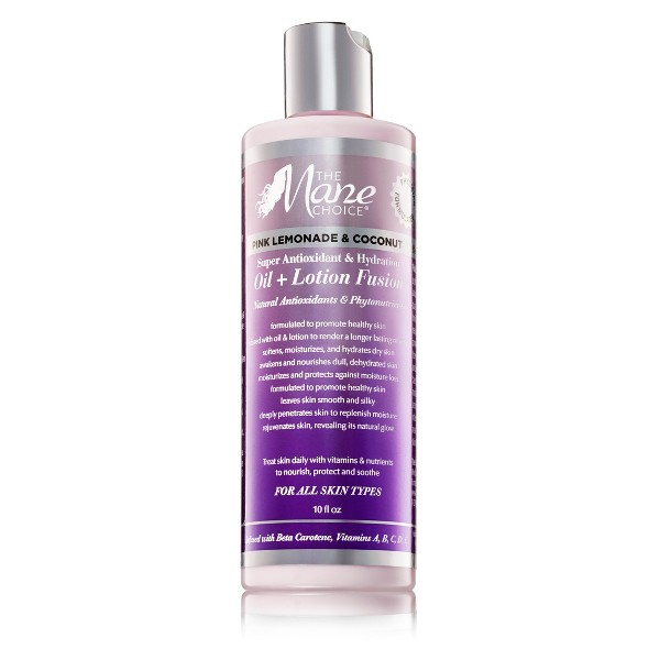 The Mane Choice Scented Hand And Body Lotion - 10oz