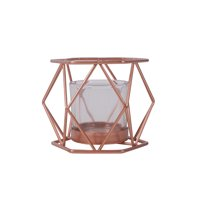 Better Homes & Gardens Copper Wire Tea Light Candle Holder