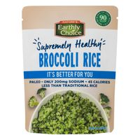 Nature's Earthly Choice Broccoli Rice
