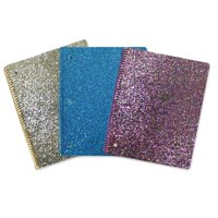 U Style Bedazzled 1 Subject Notebook