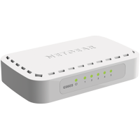 NETGEAR 5 Port Gigabit Ethernet Switch (GS605NA)