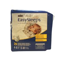 Mom to Mom Easy Sleeps Disposable Absorbent Underwear in Size S-M