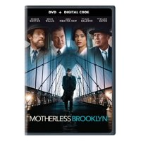 Motherless Brooklyn (DVD + Digital Copy)