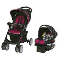 Graco Comfy Cruiser Click Connect Travel System, Mila