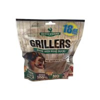 Betsy Farms Duck Grillers Dog Treats For All Size Dogs