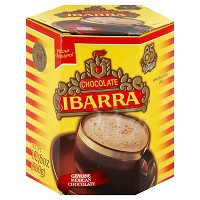 Ibarra Chocolate Genuine Mexican Hot Cocoa -12.6oz